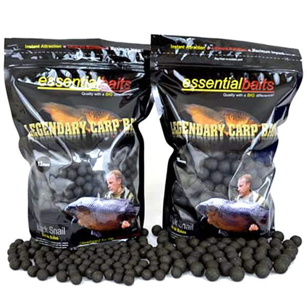 Black Snail shelf-life boilies