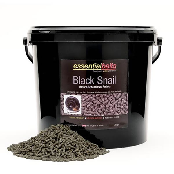 Black Snail Pellets